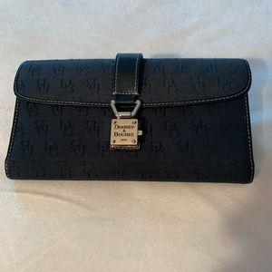 Dooney & Bourke Checkbook Wallet